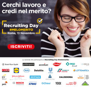 recruiting day #melomerito